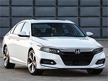 Стартовало серийное производство нового поколения Honda Accord