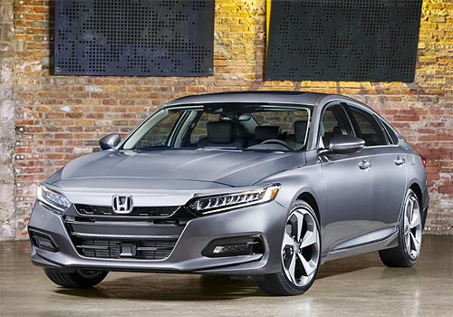 Стартовало серийное производство нового поколения Honda Accord - Honda