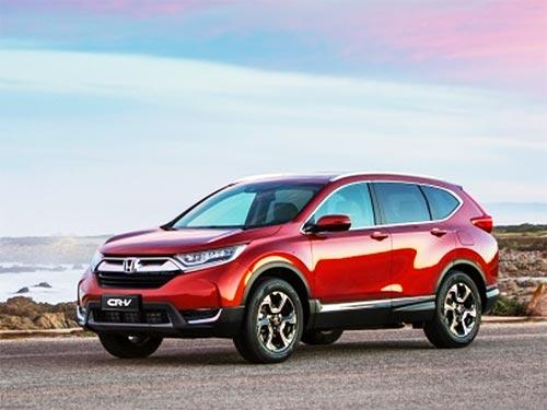 На выставке электроники в Киеве Honda представила новинки 2017 года - Honda