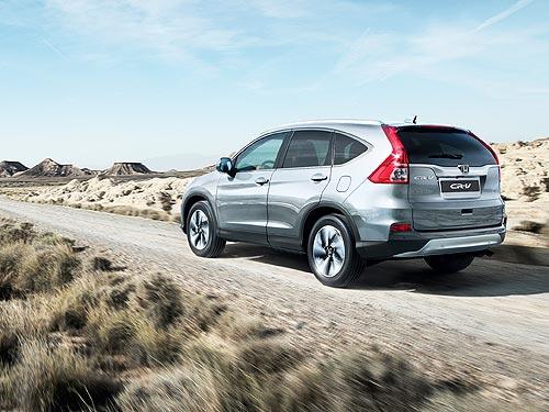 На Honda CR-V 2.0 действует беспрецедентно выгодная цена - Honda