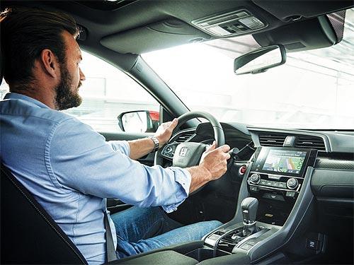 Honda проведет в Киеве тест-драйвы двух новинок - Honda