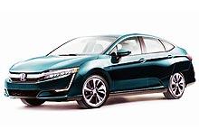 Honda представила новые гибрид и электромобиль - Honda