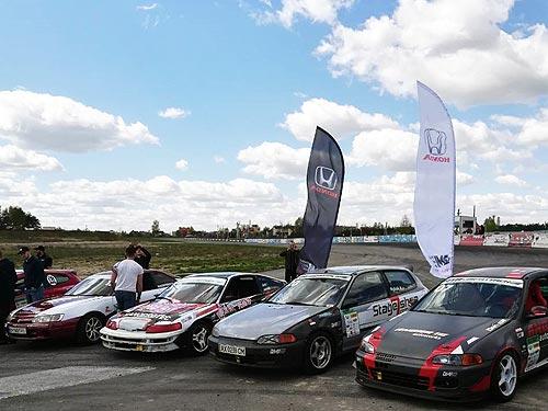 «Днипро Мотор Инвест» активно поддерживает украинских автоспортсменов