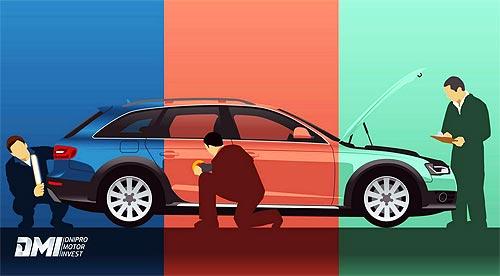 Проверить состояние авто после зимы можно на специальных условиях - сервис