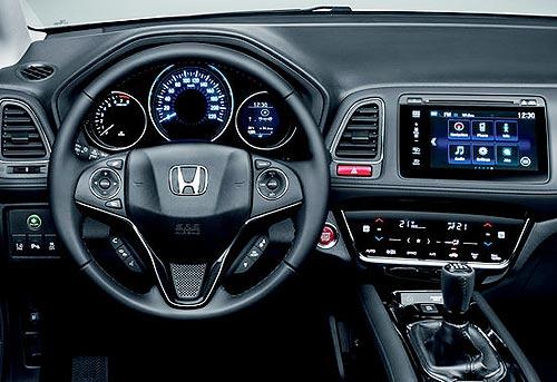 В Украине начали принимать предзаказы на новый Honda HR-V - Honda