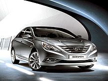 Объявлены украинские цены на новую Hyundai Sonata - Hyundai