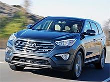 Для покупателей Hyundai Santa Fe действует выгодная сервисная акция