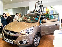 Дизельный кроссовер Hyundai ix35 в Украине доступен за 20% стоимости - Hyundai