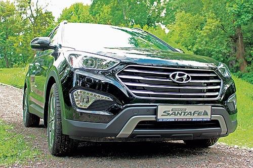 До конца ноября первый внедорожник от Hyundai доступен за 20% стоимости - Hyundai