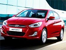 На популярные автомобили Hyundai снижение цен достигает 15%