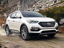 Hyundai Santa Fe доступен по сниженной на 60 000 грн. цене
