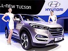 Новый Hyundai Tucson появится в Украине уже летом - Hyundai