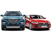 На самые популярные модели Hyundai действуют масштабные скидки - Hyundai