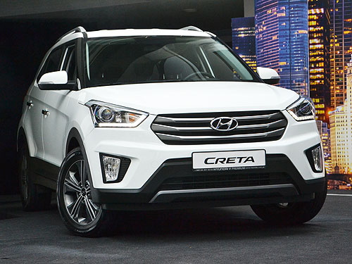 На популярные модели Hyundai установлены заманчивые цены - Hyundai