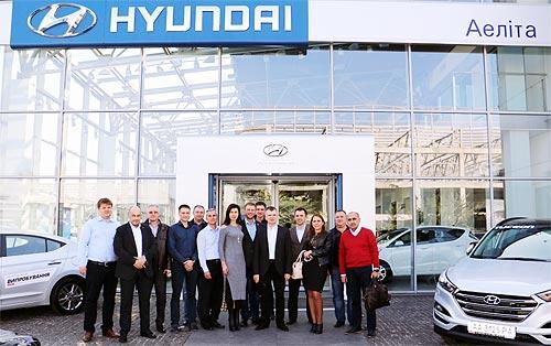 Hyundai в Украине улучшает работу дилерской сети - Hyundai