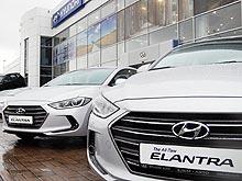 Продажи Hyundai в Украине выросли на четверть