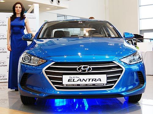 Новую Hyundai Elantra назвали самым безопасным и экологическим авто в своем классе - Hyundai