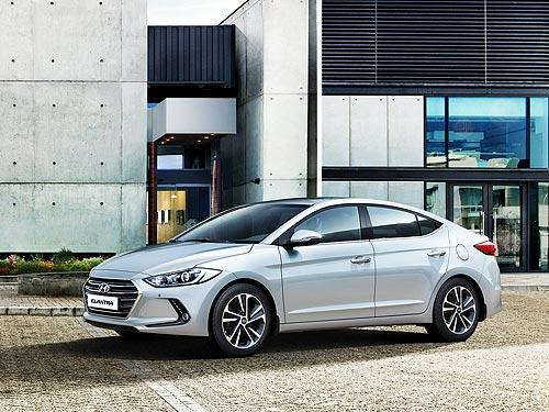 На Hyundai Elantra действуют новые выгодные цены