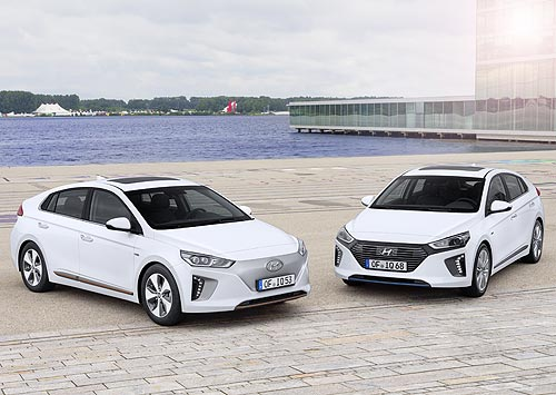Hyundai IONIQ назвали женским автомобилем года - Hyundai