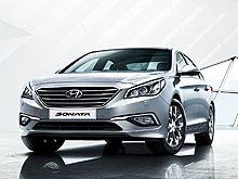 В феврале на седан бизнес-класса Hyundai Sonata действуют выгодные условия