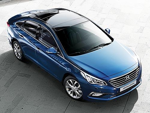 Продажи Hyundai продолжают расти в Украине и в мире - Hyundai