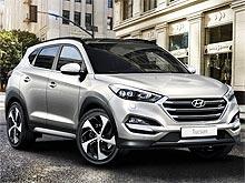 На Hyundai Tucson действует горячее предложение. Выгода до 59 тыс. грн.