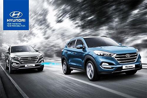 Нyundai Tucson назвали лучшим компактным кроссовером года - Hyundai