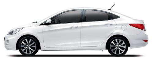 В Украине станет доступна лимитированная партия Hyundai Accent - Hyundai
