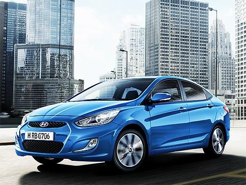 На Hyundai Accent Classic действует специальная весенняя цена - Hyundai