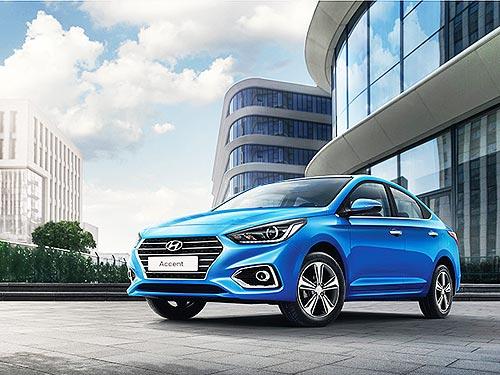 В 2017 голу продажи Hyundai в Украине выросли на 27% - Hyundai