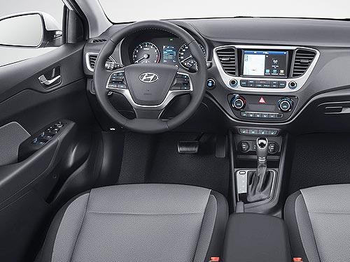 Объявлены украинские цены на новый Hyundai Accent - Hyundai