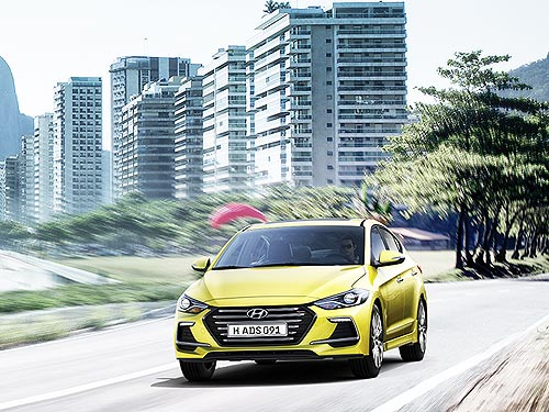 В Украине стартовали продажи Hyundai Elantra Sport - Hyundai