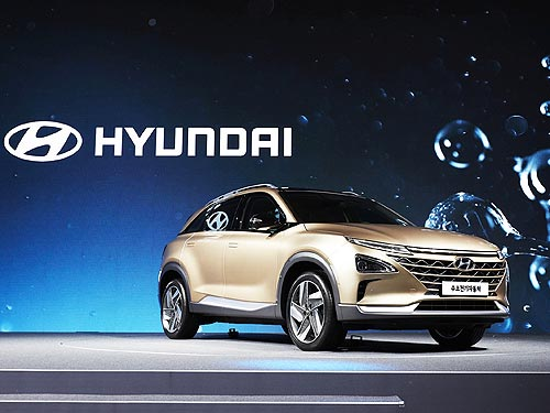 Новый водородный кроссовер Hyundai будет продаваться и в Европе