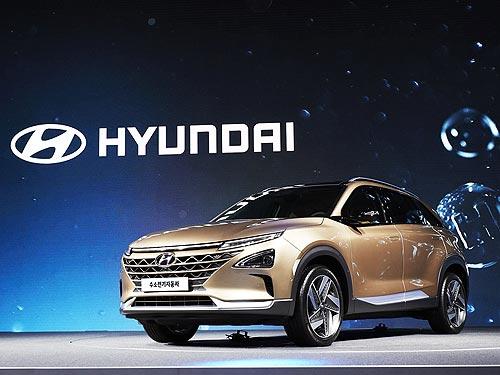 Новый водородный кроссовер Hyundai будет продаваться в Европе - Hyundai
