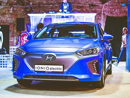 На электромобили Hyundai IONIQ Electric действует выгодное ценовое предложение