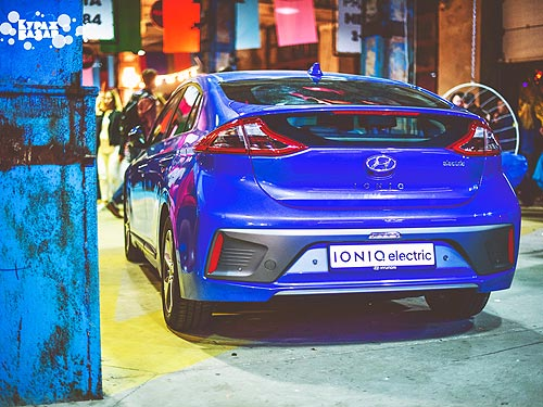 Только стартовавшая в Украине новинка Hyundai появится на «Кураж Базар» - Hyundai