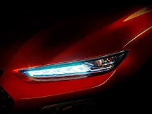 Новый маленький кроссовер от Hyundai будет называться Kona - Hyundai