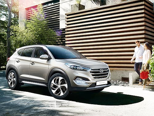 Лимитированная версия Hyundai Tucson доступна по специальной цене