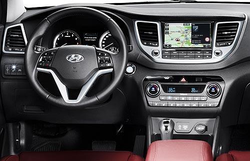 На популярные комплектации Hyundai Tucson действует выгодное предложение - Hyundai