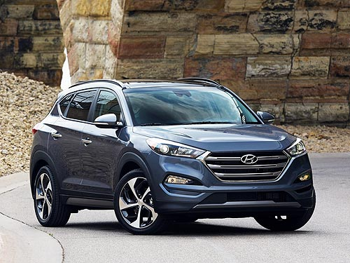 Цены на популярные комплектации Hyundai Tucson становятся выгоднее