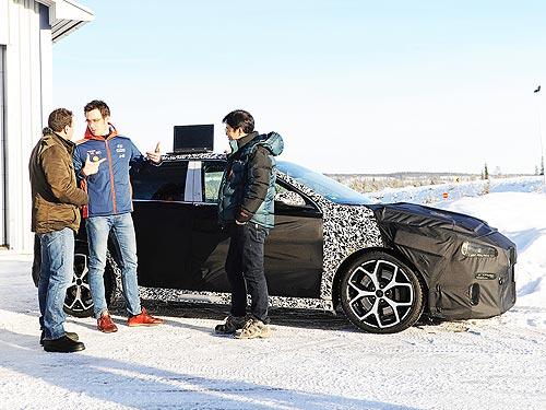 В Швеции проходят ресурсные испытания хэтчбека Hyundai i30N - Hyundai