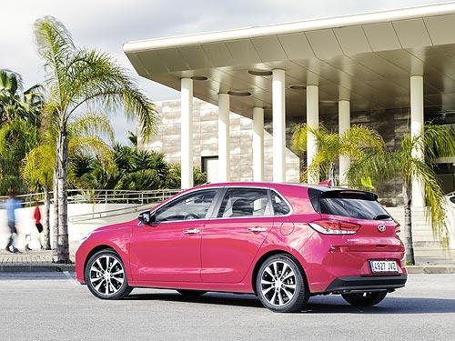На новое поколение Hyundai i30 действует выгодное ценовое предложение - Hyundai