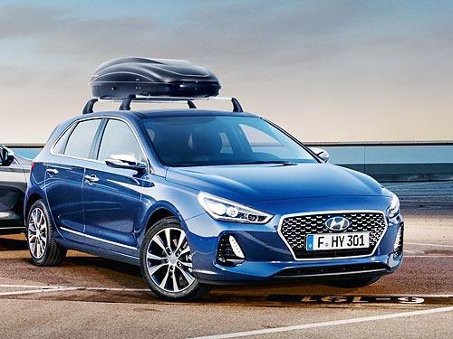 На аксессуары Hyundai действуют летние цены