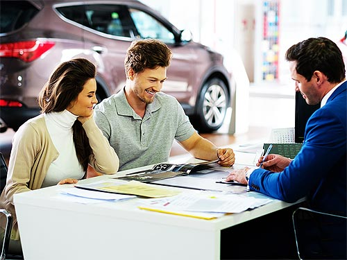 На весь модельный ряд Hyundai действует уникальное кредитное предложение
