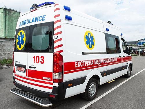 В Украине представили новый медицинский автомобиль на базе Hyundai H350 - Hyundai