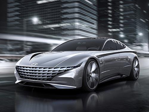 Hyundai представил новое видение своего дизайна