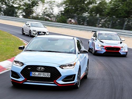 Hyundai представил философию и видение бренда «N»