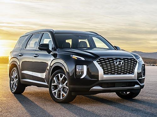 Hyundai Palisade и концепт Le Fil Rouge получили премии за дизайн