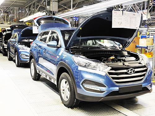 В Hyundai сообщили о результатах продаж автомобилей в марте 2018 г.