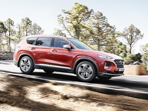 Три кроссовера Hyundai получили максимальные баллы за безопасность от NHTSA
